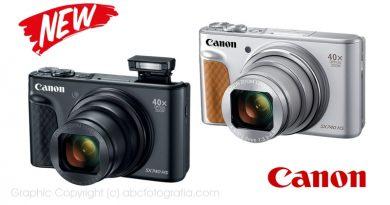 Canon annuncia la nuova fotocamera compatta PowerShot SX740 HS