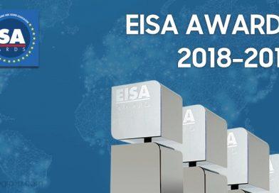 Rivelati i vincitori degli EISA Awards 2018-2019