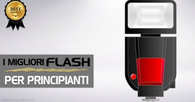 migliori flash ttl 2018 per principianti