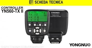 Scheda Tecnica Trigger Yongnuo YN560-TX II