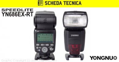 Scheda Tecnica Flash Yongnuo YN686EX-RT