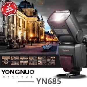 Scheda Tecnica Flash Yongnuo YN685C (YN685 per Canon)