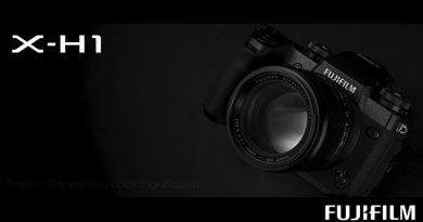 Scheda Tecnica Fotocamera Fujifilm X-H1