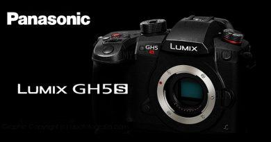 Scheda Tecnica Fotocamera Panasonic Lumix DC-GH5S