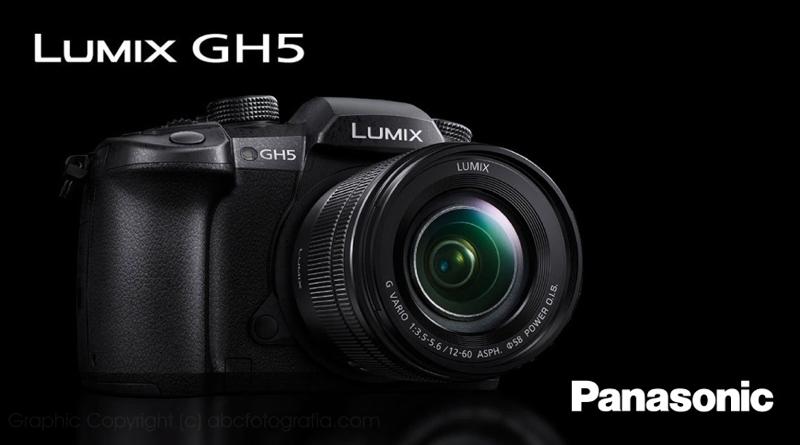 Scheda Tecnica Fotocamera Panasonic Lumix DC-GH5