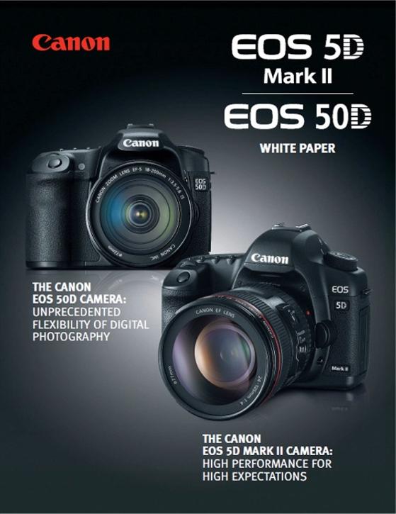 Canon Eos 5D Mark II White Paper