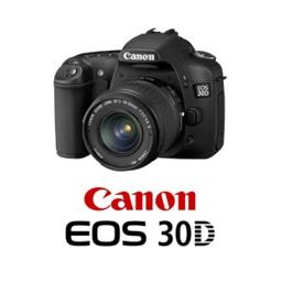 Canon Eos 30D White Paper