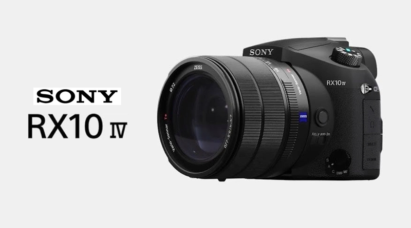 Scheda Tecnica Fotocamera Sony RX10 IV (DSC-RX10M4)