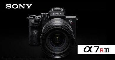 Scheda Tecnica Fotocamera Sony A7R III (ILCE-7RM3)